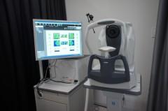 網膜三次元画像解析装置